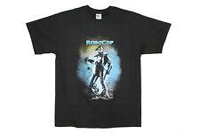 """Sonderposten++ T-shirt mit Motiv """"Robo Cop"""" ++ schwarz ++ Gr. L ++"""