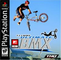 MTV Sports: TJ Lavin's Ultimate BMX - PlayStation 1