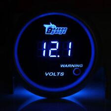 52mm Auto KFZ Digital LED Voltmeter Anzeige Instrument Zusatz Instrumente