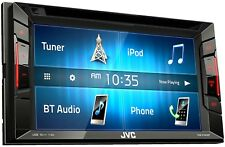 "NEW JVC KW-V140BT 6.2"" Touchscreen Double Din BLUETOOTH DVD Player Car Stereo"