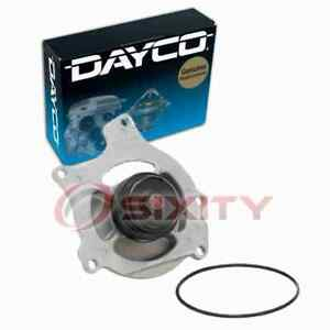 Dayco Engine Water Pump for 2006-2011 Cadillac DTS Coolant Antifreeze Belts up