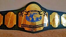 NWA World TAG TEAM Wrestling Championship Belt.Adult Size.
