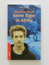 Norman Silver Keine Tiger in Afrika dtv junior