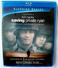 Saving Private Ryan (Sapphire Series) Blu-ray Ww2 Nazis 2010 Tom Hanks Brand New