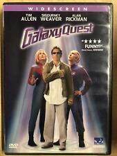 Galaxy Quest (Dvd, Widescreen, 1999) - G0906