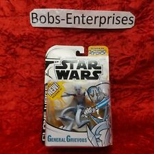 Star Wars Clone Wars animated General Grievous Cartoon Network   e-330