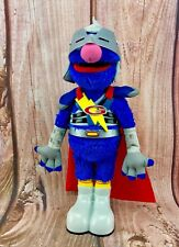 SESAME STREET FLYING SUPER GROVER 2.0 TALKING HASBRO INTERACTIVE TOY COMPLETE