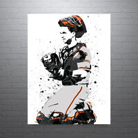 Buster Posey San Francisco Giants Poster FREE US SHIPPING