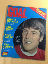 Vintage : GOAL : Weekly Football Magazine : No. 191  -  22 April 1972