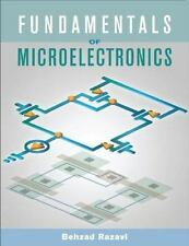 Fundamentals of Microelectronics by Behzad Razavi (2008, Hardcover)