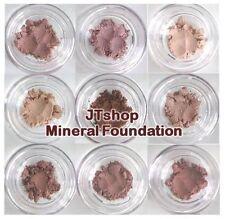 JTshop Superior Mineral Foundation 6 SAMPLE BAGS Vegan Powder ALL NATURAL 5 IN 1