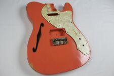 MJT Official Custom Vintage Age Nitro Guitar Body Mark Jenny VTL 3 lbs 4oz