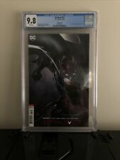 BATMAN #77B Clayton Crain Variant Cover. Death of Alfred CGC 9.8