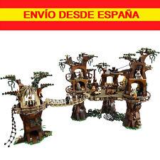 ALDEA EWOK 10236 EWOK VILLAGE STAR WARS compatible con LEGO