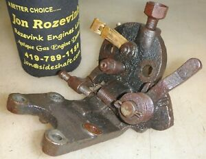 303M47 WEBSTER IGNITER BRACKET for NELSON BROTHERS Old Gas Hit and Miss Engine