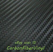 OEM 3M Di-NOC dinoc Carbon Fiber Vinyl Sheet Wrap 2'x6'