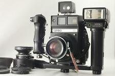 CAMBO XL Medium Format Camera w/ Xenotar 100mm + Super-Angulon 75mm from JP 0747