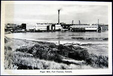 CANADA~1920's FORT FRANCES ~ PAPER MILL