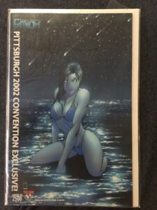 Fathom #14 Pitts. 2002 Convention Exclusive New/Fine Signed By Michael Turner!