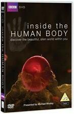 Inside The Human Body (DVD, 2011, 2-Disc Set) new genuine & unsealed  (D177)