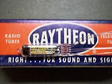 Radio Vacuum Tubes   6088 Raytheon (pencil tube)  (2) NIB/NOS  (4 pc available)