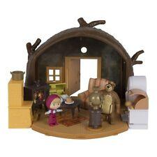 "Game set ""House Misha"" with accessories from Masha and the Bear (Masha e Orso)"