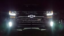 84346586 Black Illuminated Grille Bowtie 2015-2017 Chevrolet Silverado HD OE GM