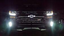 84346586 Black Illuminated Grille Bowtie 2015-2017 Chevrolet Silverado HD OE GM