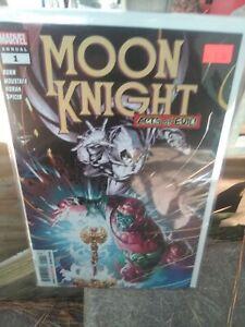 Moon Knight Annual #1 (Marvel, 2019) NM