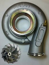 Holset Turbo HX40 Billet Compressor Wheel + Housing