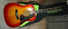 YAMAHA FG-351SB Folk Jumbo Acoustic Guitar