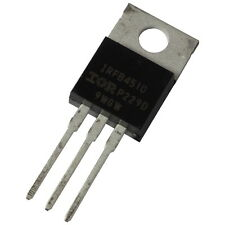 IRFB4510 International Rectifier MOSFET Transistor 100V 62A 140W 0,0135R 855382