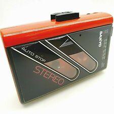Vintage walkman Sanyo Mgr62 personal cassette player 1980's