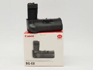 Genuine Canon BG-E8 Battery Grip for EOS Rebel T2i, T3i, T4i & T5i