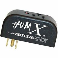 Ebtech HUM-X Exterminator Ground Loop AC Eliminator