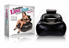 Inflatable Sex Chair Sofa with straps Sex Toy  Furniture Multi-Functional NEW !