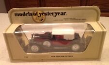 1978 lesney matchbox models of yesteryear 1930 Packard Victoria NIB 46:1