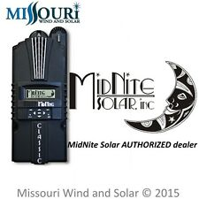 MidNite Solar Classic 200 MPPT Charge Controller Regulator 200V 79A Made in USA