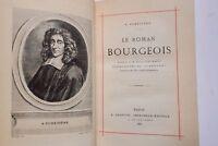 FURETIERE LE ROMAN BOURGEOIS illustré par  DUBOUCHET 1880