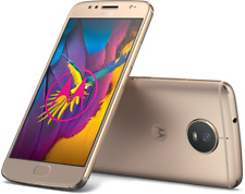 "Motorola Moto G5S DualSim gold 32GB LTE Android Smartphone 5,2"" Display 16MPX"