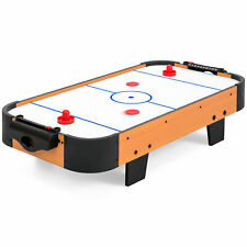 BCP 40in Air Hockey Arcade Game Table w/ 2 Pucks, 2 Strikers - Multicolor
