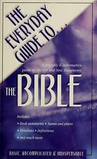 The Everyday Guide to The Bible - Paperback