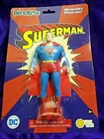 Superman DC Bendable Poseable Figure Bend-Ems Sunny Days NJ Croce Ages 3 & Up