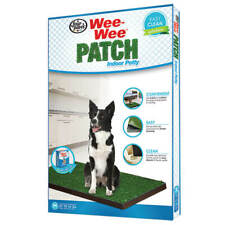 """Four Paws Wee-Wee Patch Indoor Potty Medium 30"""" x 20"""" x 1"""""""