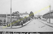 Alperton Railway Station Photo. Park Royal - Sudbury. Ealing to Harrow Line. (3)