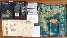 Ultima V - Warriors of Destiny (inc. Map) - PC IBM - Big Box