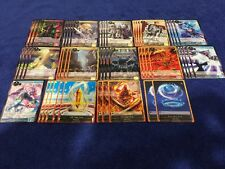 FORCE OF WILL: FIRE/LIGHT/WATER SOLDIER DECK #3 W/ FLAME SOLDIER OF VOLGA