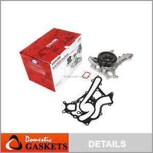 GMB Water Pump Fit 12-19 Mercedes Benz E400 GLE350 ML350 C300 C350 E350 R350