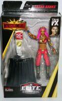 "Sasha Banks - WWE Elite ""WrestleMania 35"" Mattel Toy Wrestling Action Figure"