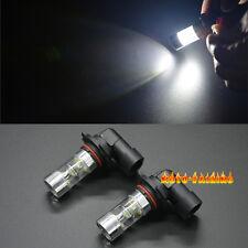 Pair LED Fog Lights Driving Light LED Bulbs 9005 HB3 9040 9045 Bulbs White 50W